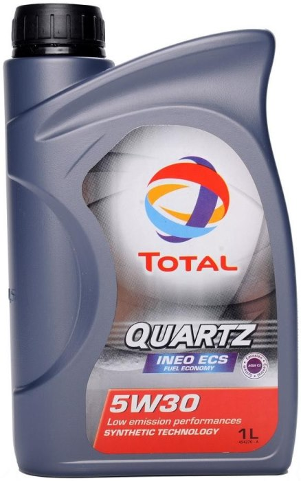 Моторное масло Total Quartz INEO ECS 5W-30