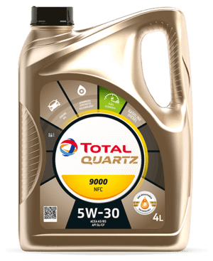 MOTOR OIL TOTAL QUARTZ 9000 FUTURE NFC 5W-30