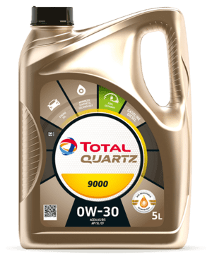 MOTOR OIL TOTAL QUARTZ 9000 0W-30