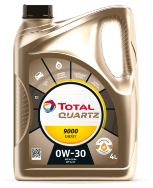 MOTOR OIL TOTAL QUARTZ 9000 ENERGY 0W-30