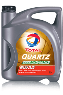 TOTAL QUARTZ 9000 FUTURE NFC 5W30 engine oil