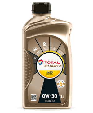 MOTOR OIL TOTAL QUARTZ INEO EFFICIENCY 0W-30