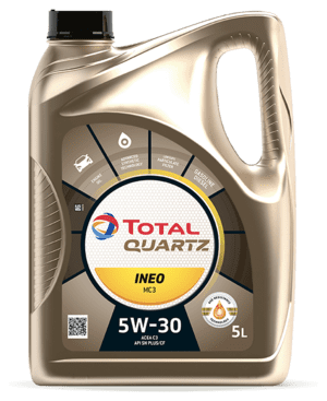 MOTOR OIL TOTAL QUARTZ INEO MC3 5W-30