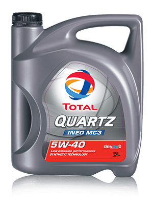 MOTOR OIL TOTAL QUARTZ INEO MC3 5W-40