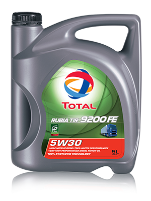 TOTAL RUBIA TIR 9200 FE 5W-30 ENGINE OIL