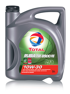 TOTAL RUBIA TIR 8900 FE 10W-30 ENGINE OIL