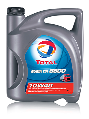 RUBIA TIR 8600 10W-40 ENGINE OIL