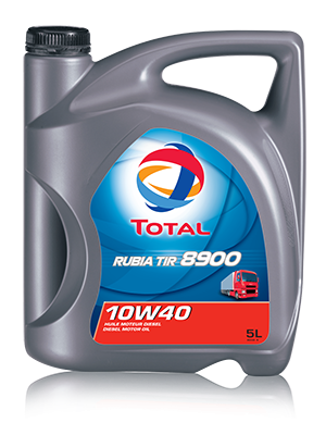 RUBIA TIR 8900 10W-40 ENGINE OIL
